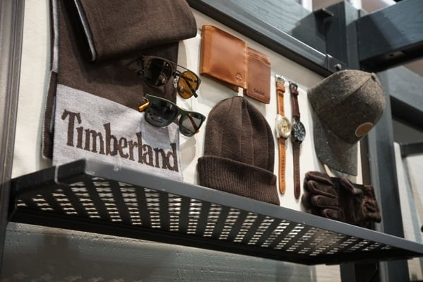 Timberland Rugged Acessories For Men