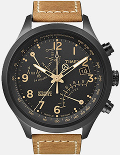 Timex Intelligent Quartz Flyback Chronograph Men's Watch