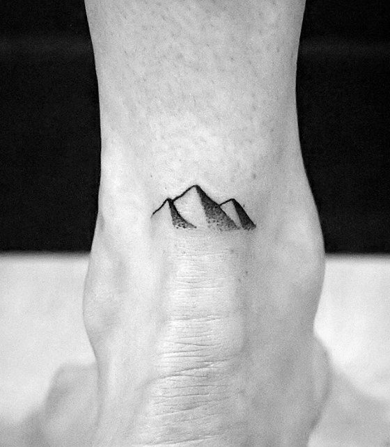 50 Cool Simple Tattoos For Men , Masculine Ink Design Ideas