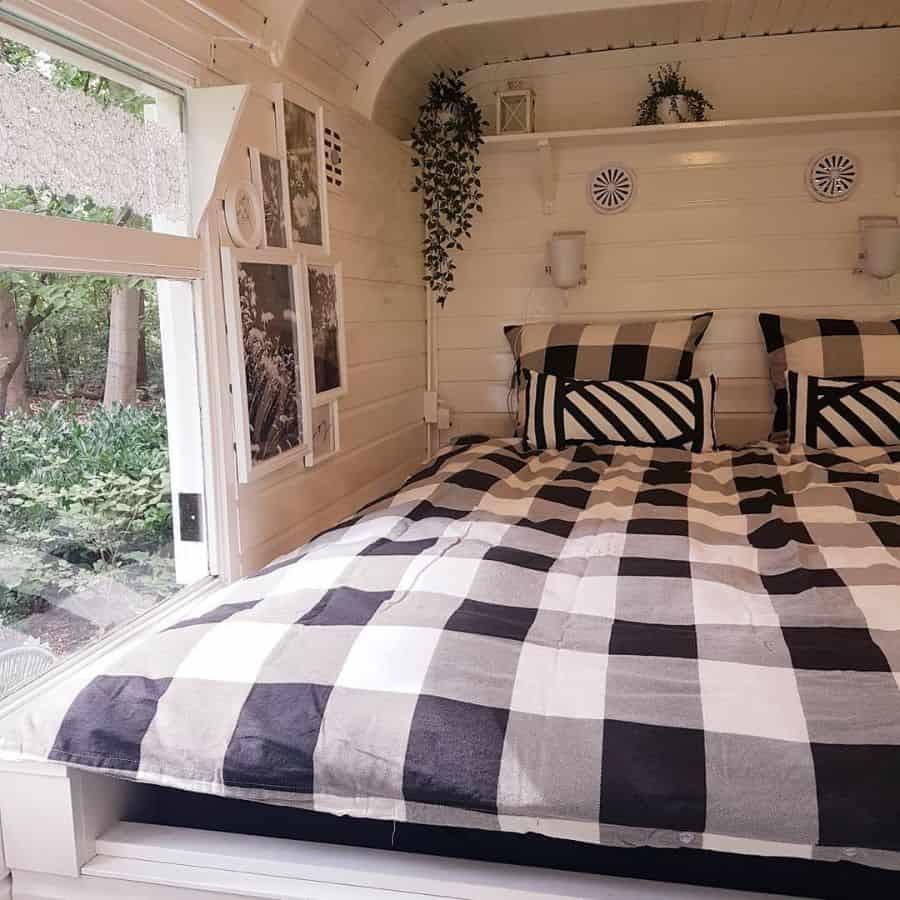Tiny House Bedroom Ideas De Dassenhut Loosbroek