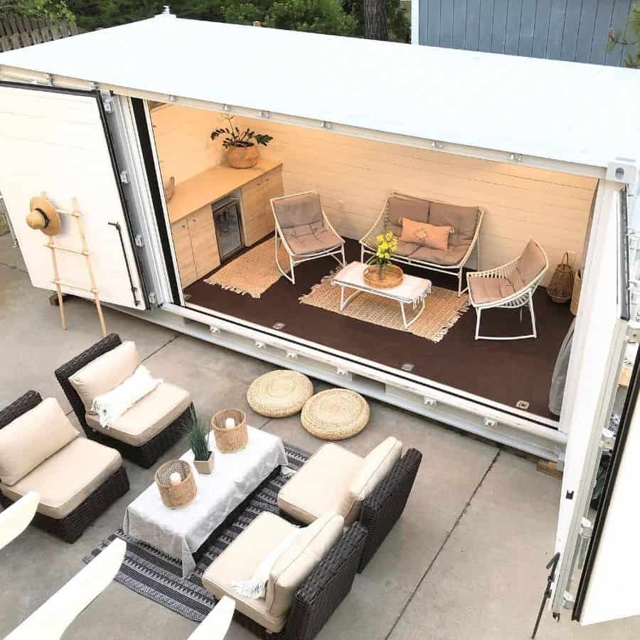 Tiny Shipping Container Home Juliajacobsendesign