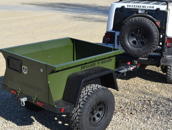 To Extreme Rugged N Ready High Country Off Road Camper Trailer