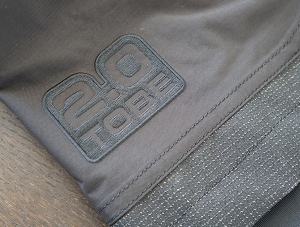 Tobe 2 0 Gear Novo Bib Stiched Logo Detail