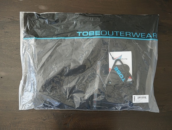 Tobe Outerwear Packaging Novo Bib