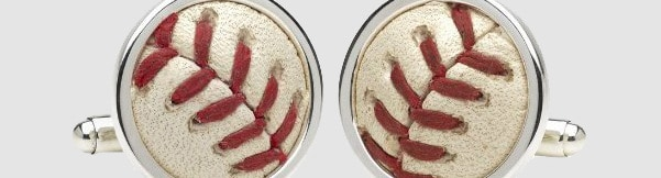 Tokens & Icons MLB Game Played Cufflinks