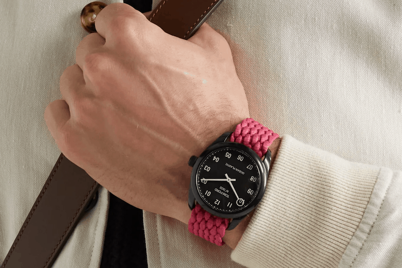 Tom Ford Drops Sustainable Ocean Plastic Watch in Three New Colors