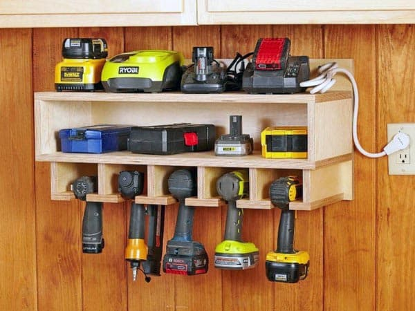 Tool Shop Storage Ideas