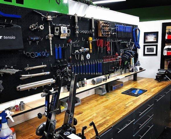 Tool Storage Ideas For Garage