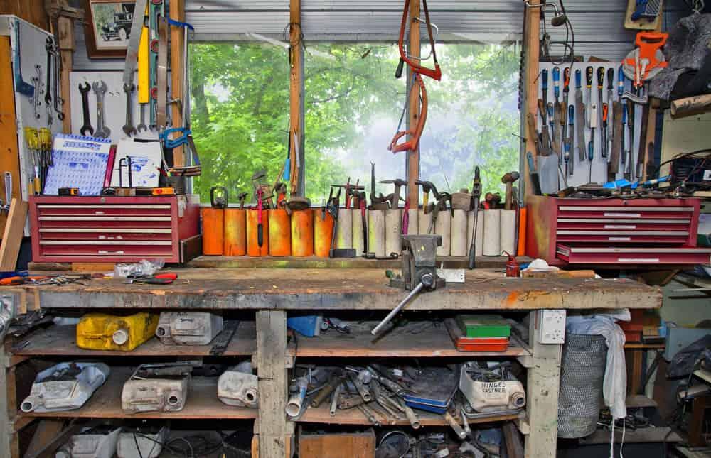 tool storage shed storage ideas 2