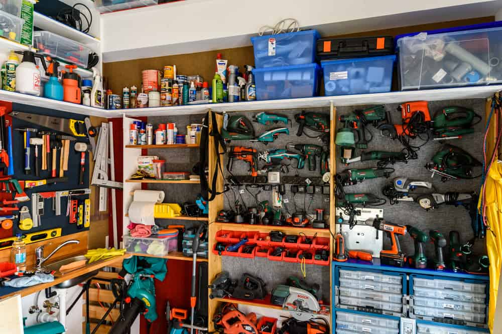 tool storage shed storage ideas 3