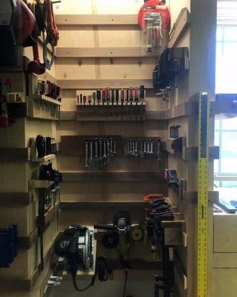 Tools Storage Ideas