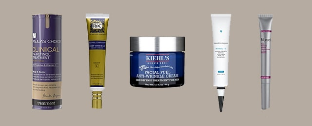 Top 10 Best Wrinkle Cream For Men