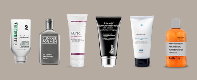 Top 11 Best Exfoliators For Men Fine Face Scrubs