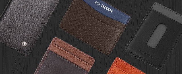 Top 12 Best Business Card Holders For Men