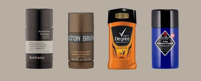 Top 13 Best Antiperspirants For Men