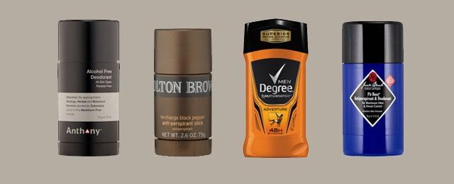 Top 13 Best Antiperspirants For Men – Smell Good Not Sweaty