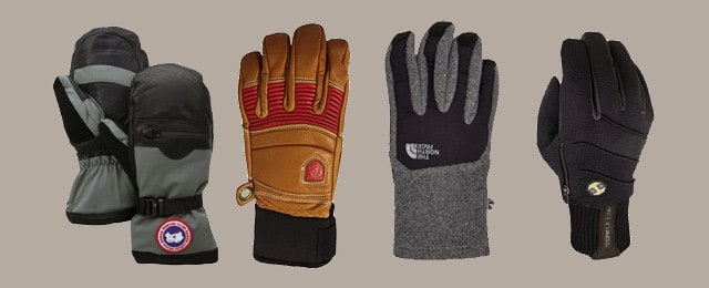 Top 14 Best Winter Gloves For Men