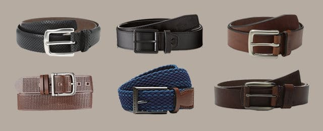 Top 15 Best Belts For Men