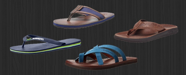 Top 15 Best Flip Flops For Men