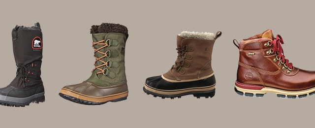 Top 18 Best Snow Boots For Men Warm Waterproof Style