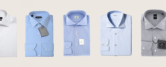 Top 25 best dress shirts for men luxury brands worth buying for Top dress shirt brands