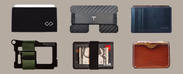 ac9cfa070ea22 Top 50 Best Minimalist Wallets For Men - Slim Front Pocket