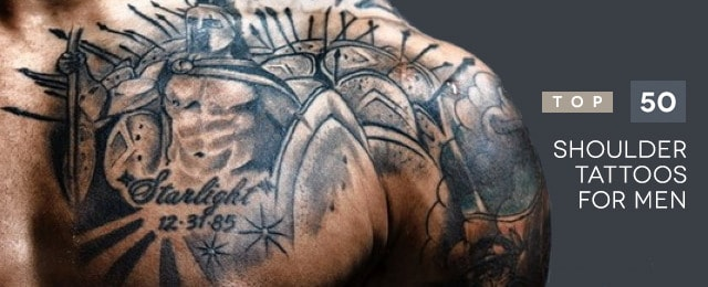 Top 50 Best Shoulder Tattoos For Men