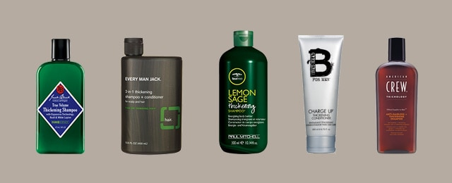 Top 7 Best Thickening Shampoo For Men