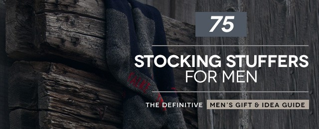 Top 75 Best Stocking Stuffers For Men – The Definitive Men's Gifts and Ideas Guide
