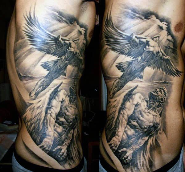Top Angel Tattoos For Men