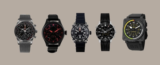 Top Best Aviation Watches For Men