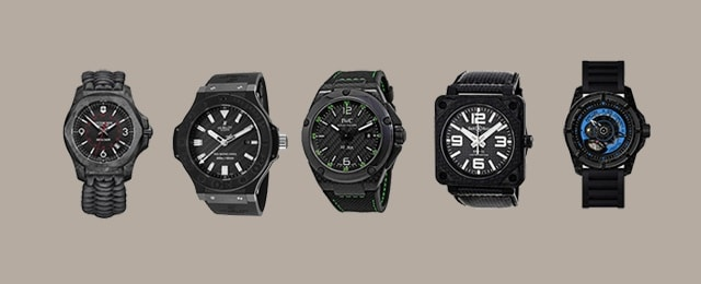 Top Best Carbon Fiber Watches For Men