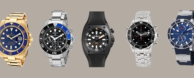 Top Best Dive Watches For Men