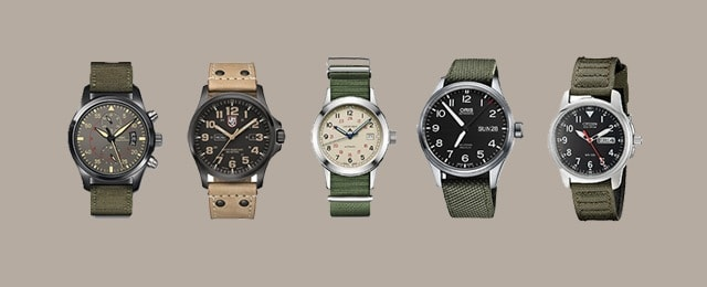 e319339c7e4 Top 30 Best Field Watches For Men - Military Inspired Timepieces
