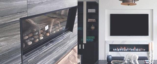 Top 50 Best Gas Fireplace Designs – Modern Hearth Ideas