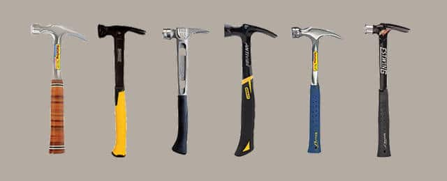 Top 12 Best Hammers – Home Construction Tools Built To Take A Beating