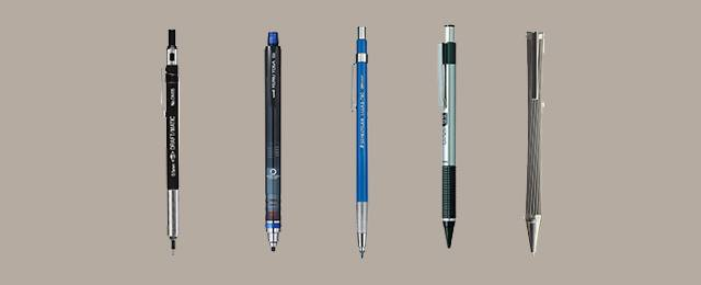 Top 25 Best Mechanical Pencils – Luxury Lead Writing Utensils