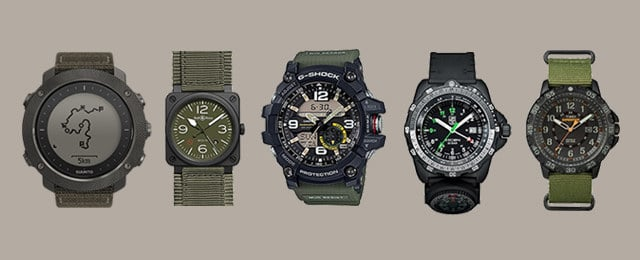 1e288a5e3394f Top 40 Best Military Watches For Men - Cool Tactical Timepieces
