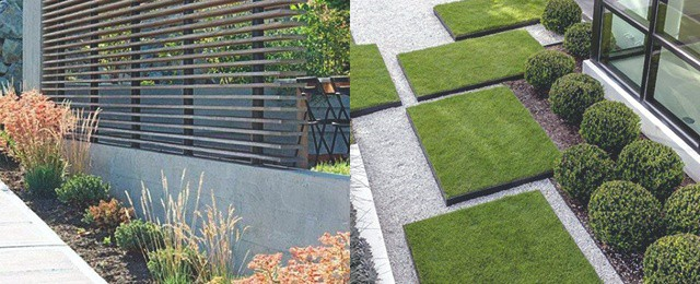 Top Best Modern Landscape Design Ideas