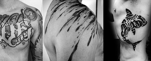 Top 15 Best Places To Get A Tattoo For Men – Masculine Body Art Areas
