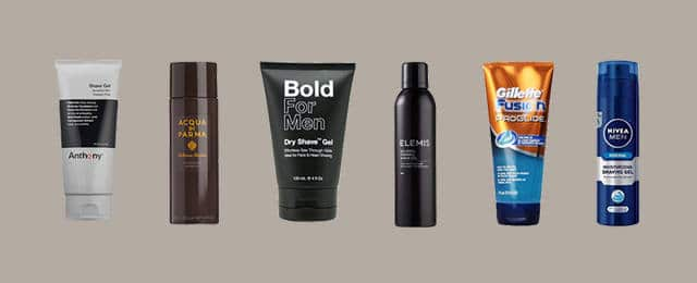 Top Best Shave Gel For Men