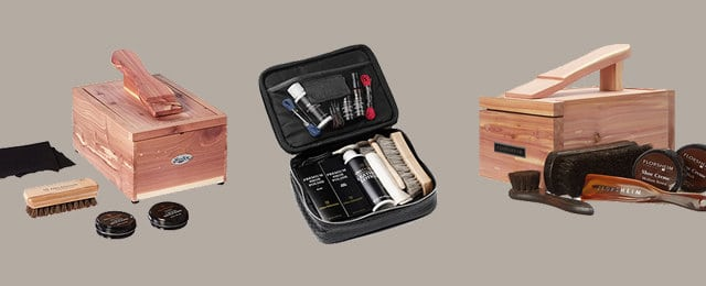 Topshine professional shoe shining kit