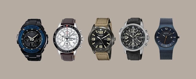 Top Best Solar Powered Watches For Men