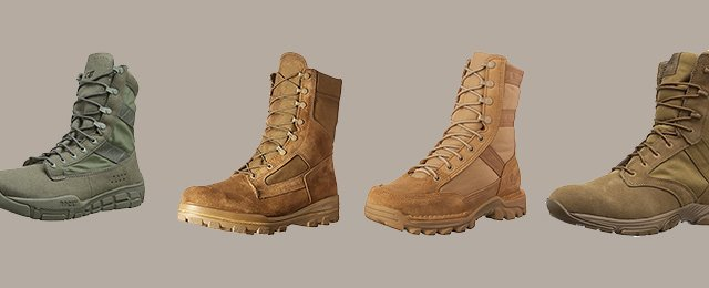 Top Best Tactical Boots For Men