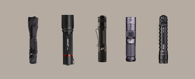 Top Best Tactical Flashlights For Men