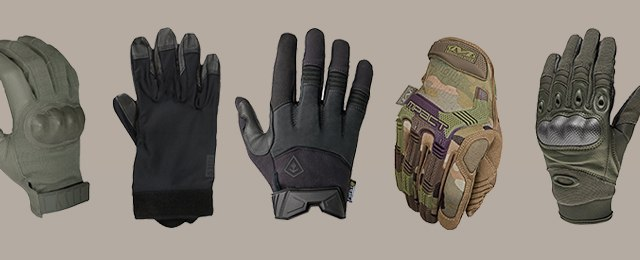 Top Best Tactical Gloves For Men