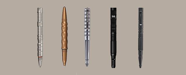 Top 26 Best Tactical Pens For Men – Covert Writing Tools