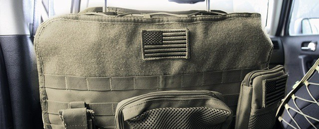 Top 15 Best Tactical Seat Organizers Molle Storage