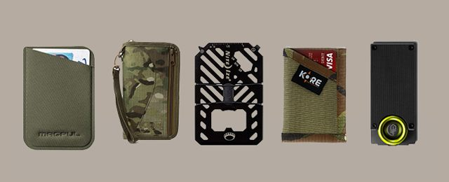 9873704cdc21 Top 25 Best Tactical Wallets For Men - Durable Currency Carriers