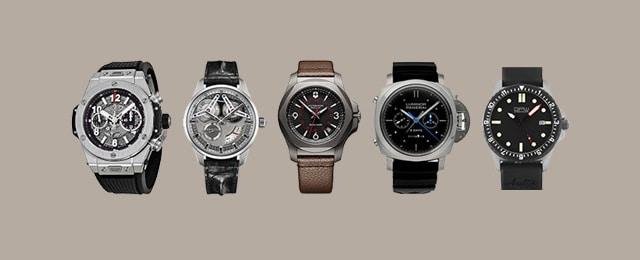 Top Best Titanium Watches For Men